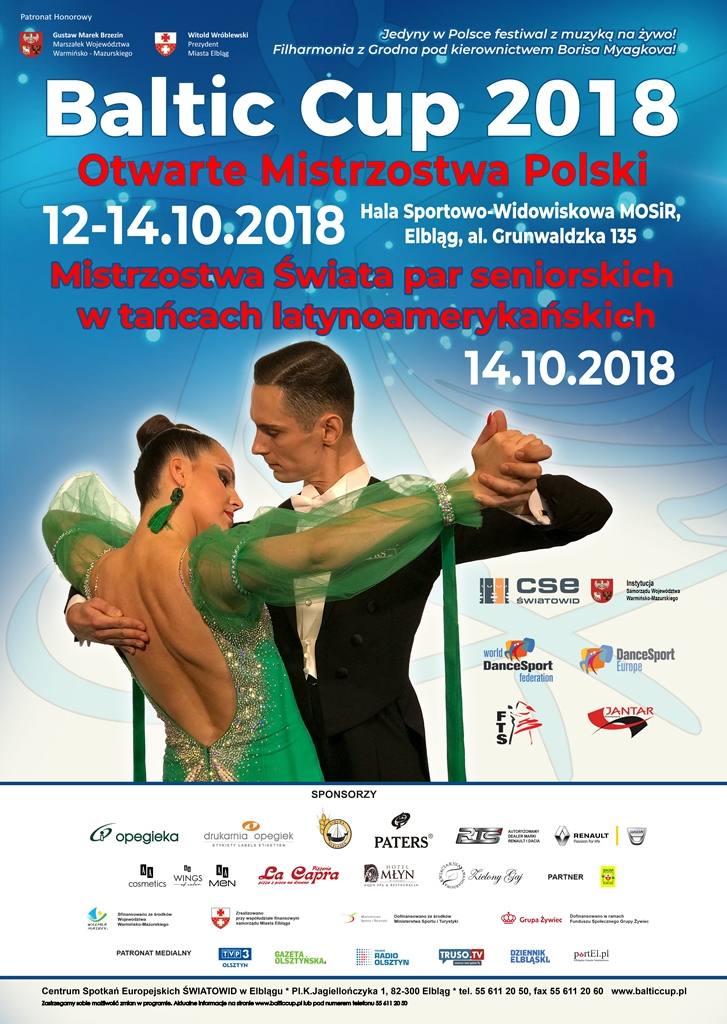 baltic cup 2018